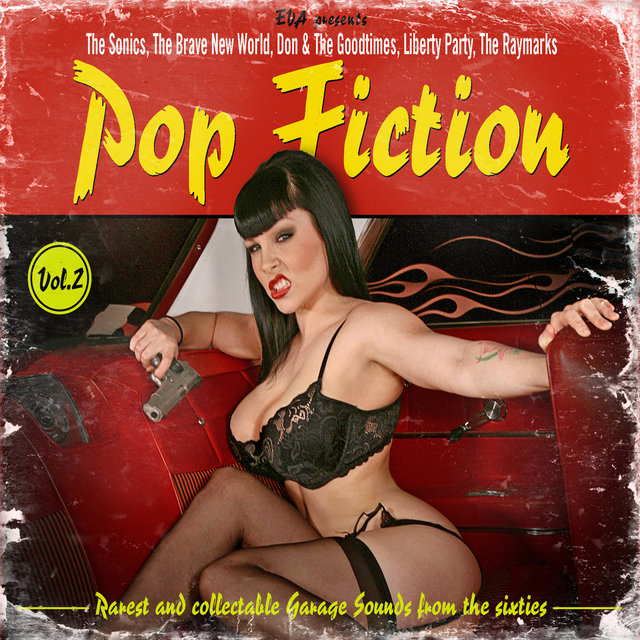 Pop Fiction (Rarest and Collectable Garage Sounds from the Sixties), Vol. 2