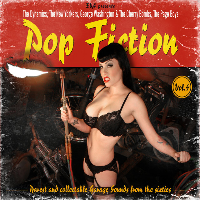 Pop Fiction (Rarest and Collectable Garage Sounds from the Sixties), Vol. 4