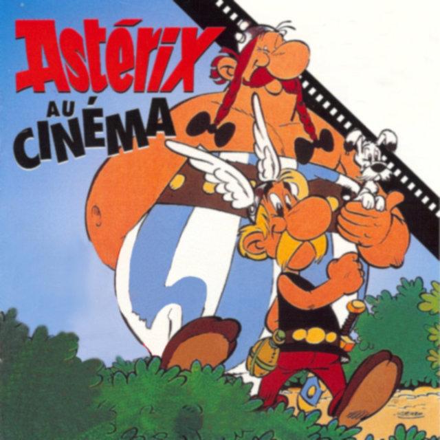 Astérix au cinéma (Bande originale des films)