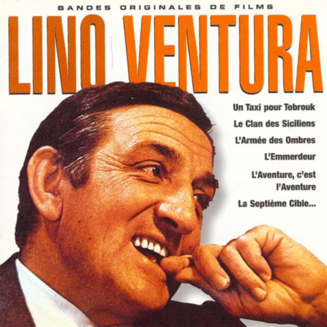 Lino Ventura (Bandes originales de films)