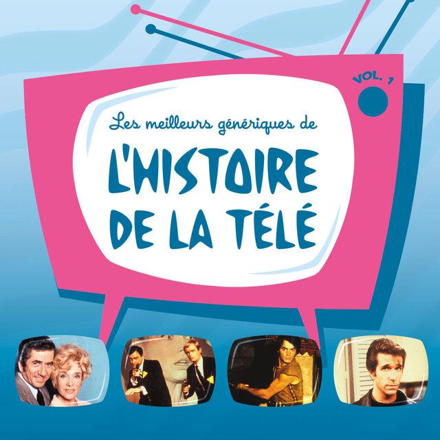 Couverture de Les meilleurs génériques de l'histoire de la télé, Vol. 1