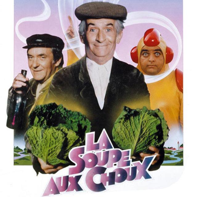 La soupe aux choux (Bande originale du film) - EP