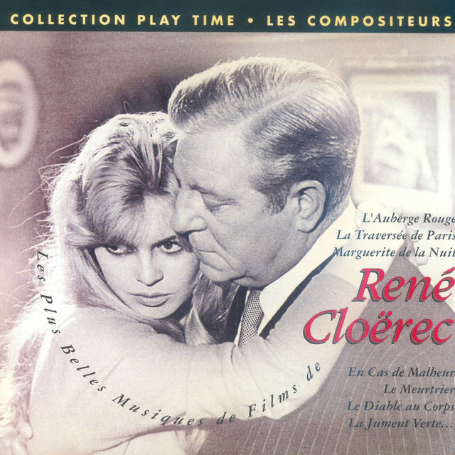 Les compositeurs: Les plus belles musiques de films de René Cloërec