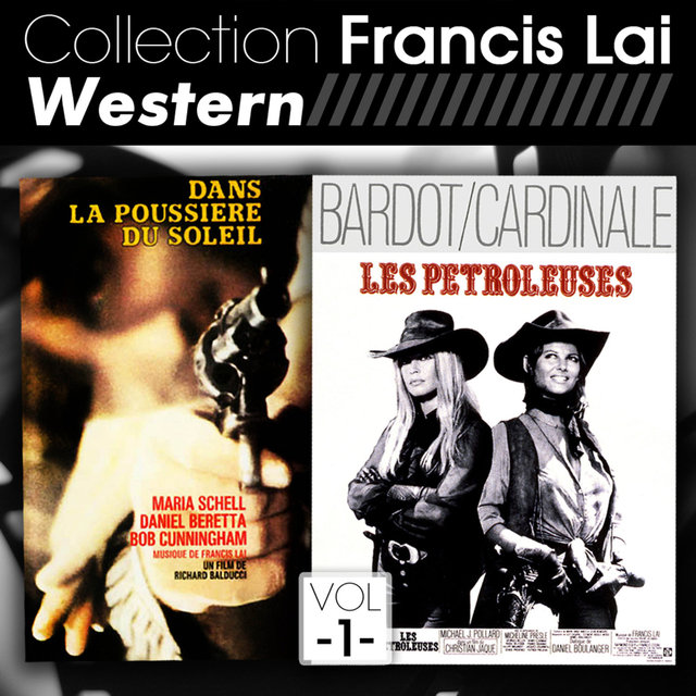 Collection Francis Lai: Western, Vol. 1 (Bandes originales de films)