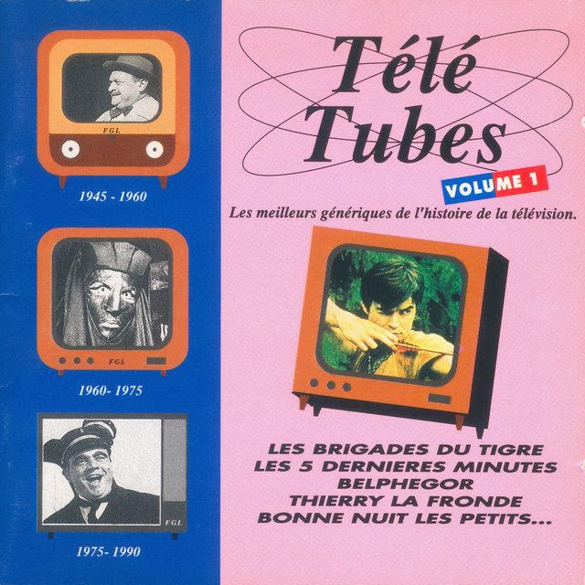 Couverture de Les Télétubes, Vol. 1