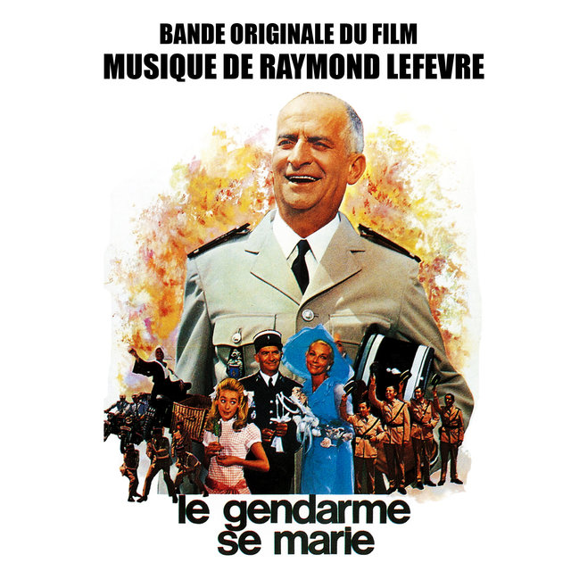 Le Gendarme se marie (Bande originale du film)
