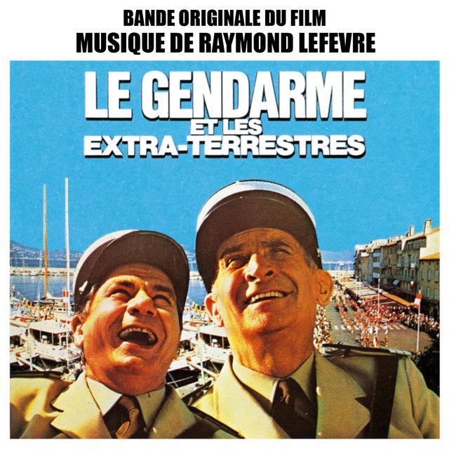 Couverture de Le Gendarme et les extraterrestres (Bande originale du film)