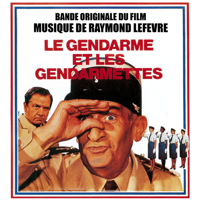Couverture de Le Gendarme et les gendarmettes (Bande originale du film)