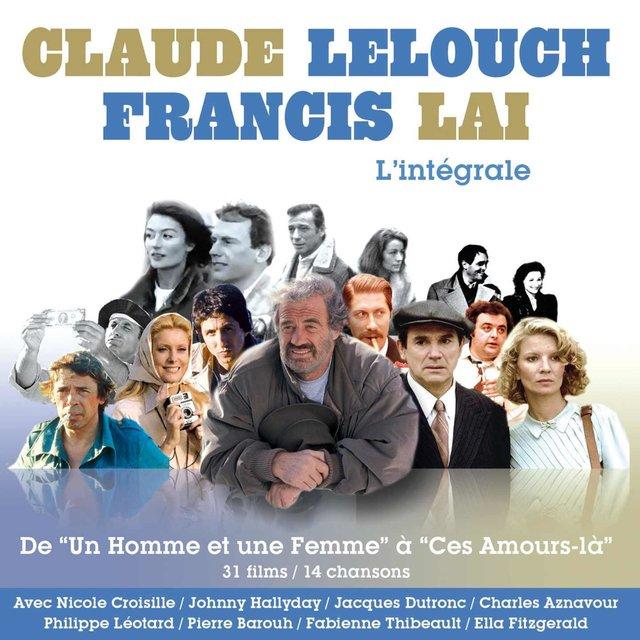Francis Lai & Claude Lelouch: L'Intégrale
