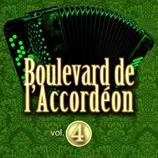 Couverture de Boulevard de l'accordéon, Vol. 4