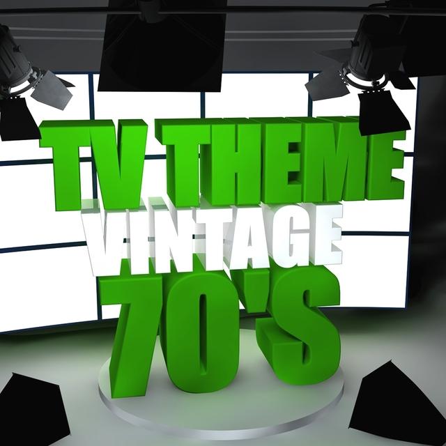 Couverture de TV Theme Vintage 70's