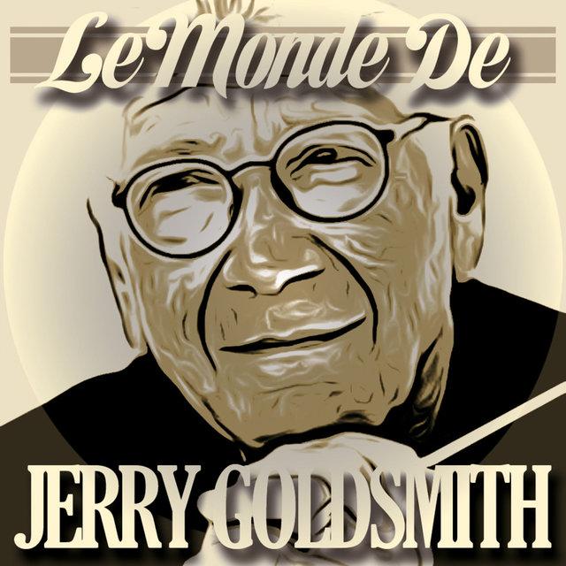 Couverture de Le Monde de Jerry Goldsmith