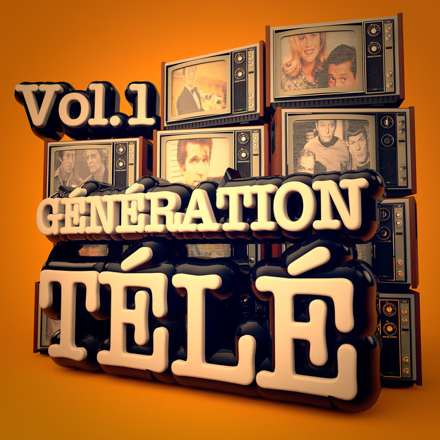Génération télé, Vol. 1