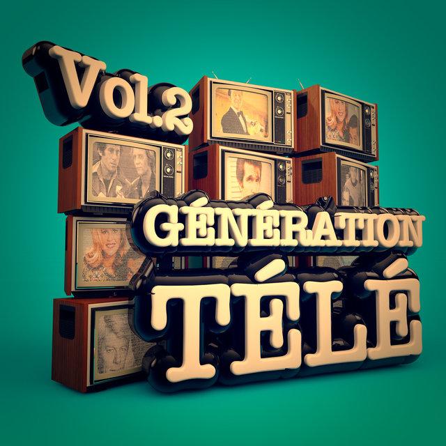 Couverture de Génération télé, Vol. 2
