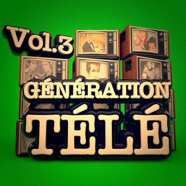 Couverture de Génération télé, Vol. 3