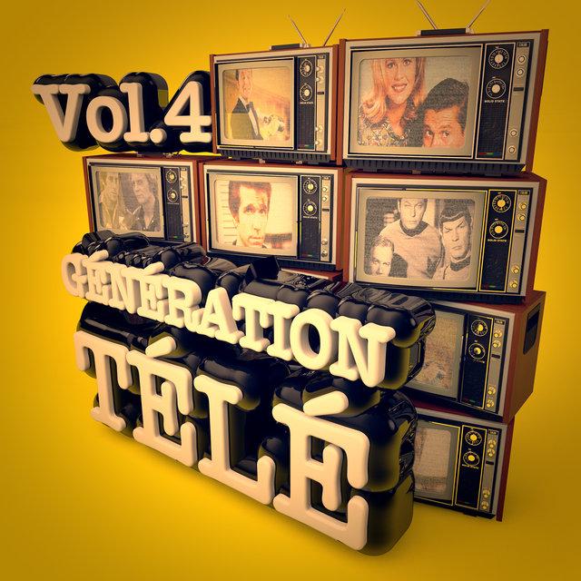 Couverture de Génération télé, Vol. 4
