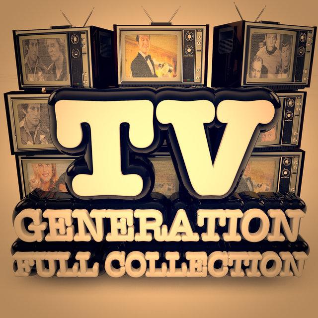 Couverture de TV Generation, Full Collection