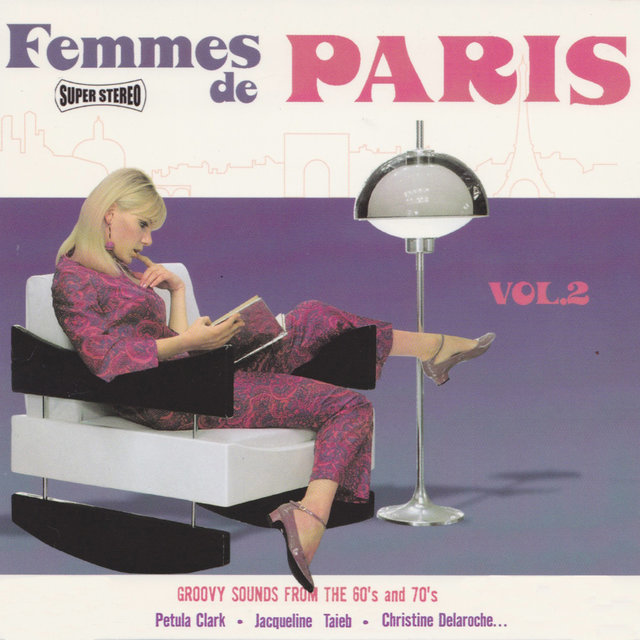 Femmes de Paris, Vol. 2