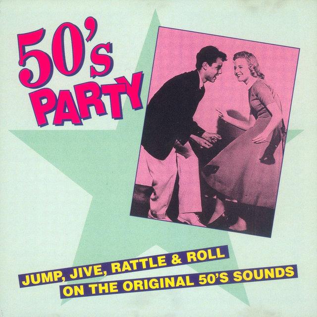 Couverture de 50's Party