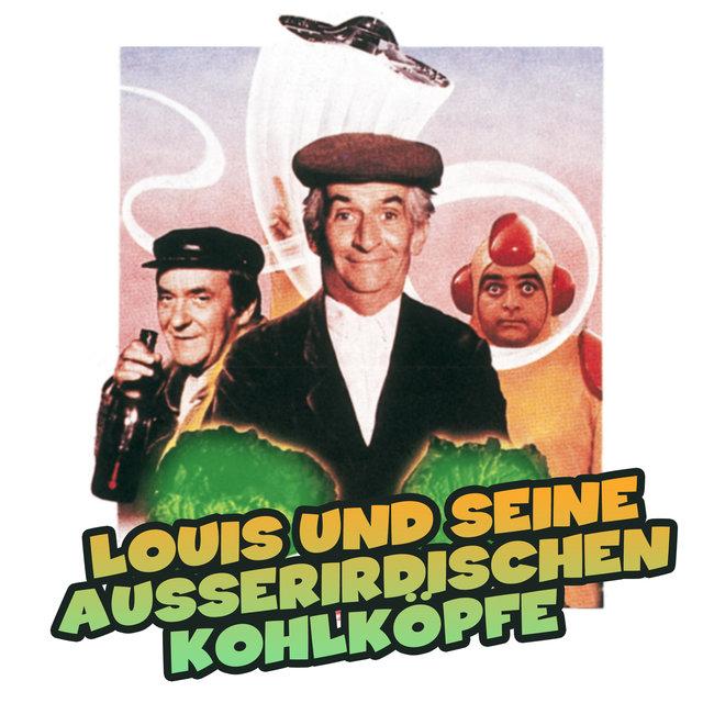 Louis und seine ausserirdischen Kohlköpfe (Original Motion Picture Soundtrack) - EP