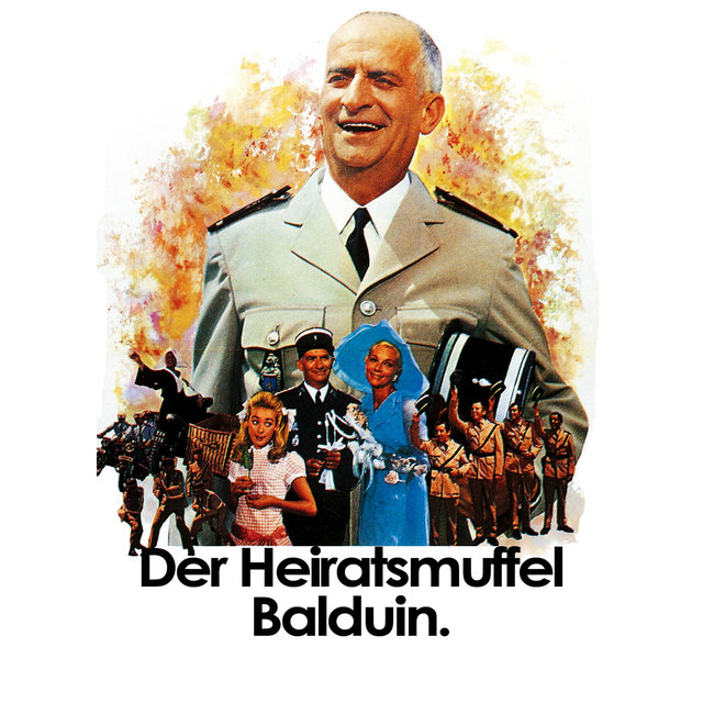 Couverture de Balduin, der Heiratsmuffel (Original Motion Picture Soundtrack)
