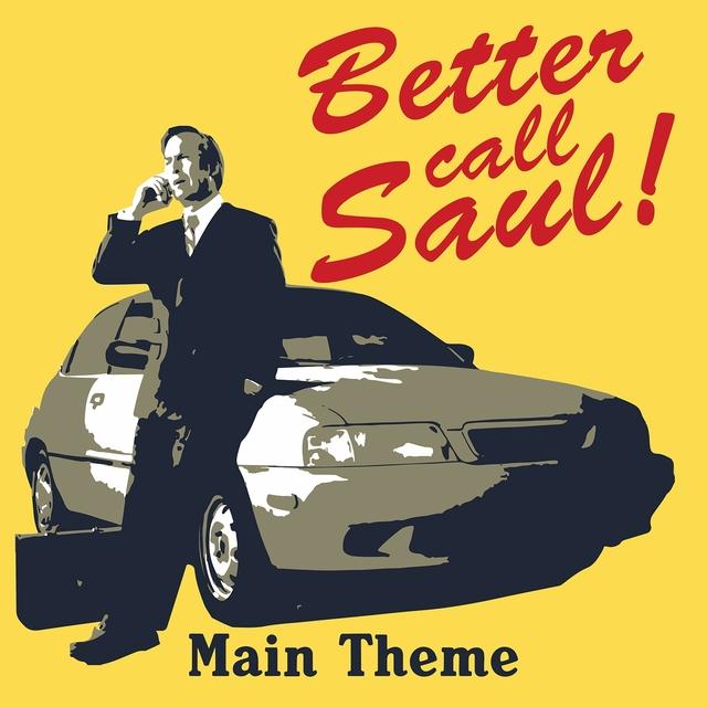 Better Call Saul (Générique la série TV) [Main Theme]