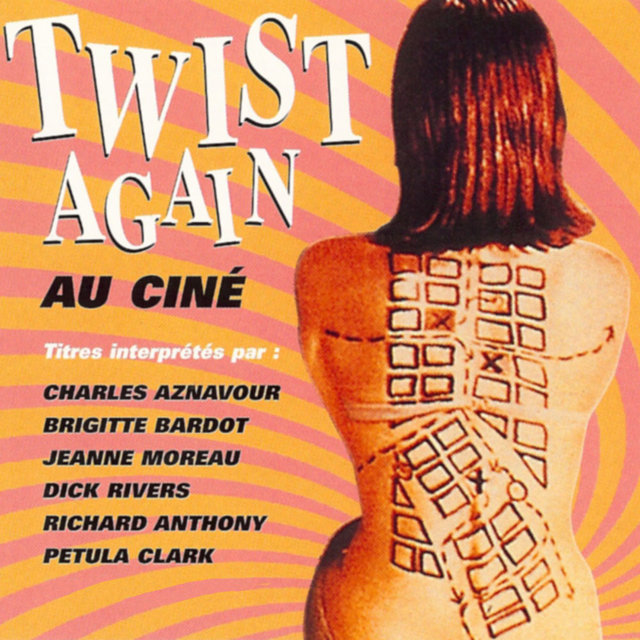 Twist Again au ciné, Vol. 1 (Bandes originales de films)