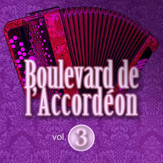 Couverture de Boulevard de l'accordéon, Vol. 3