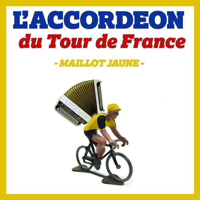 L'accordéon du Tour de France: Maillot jaune