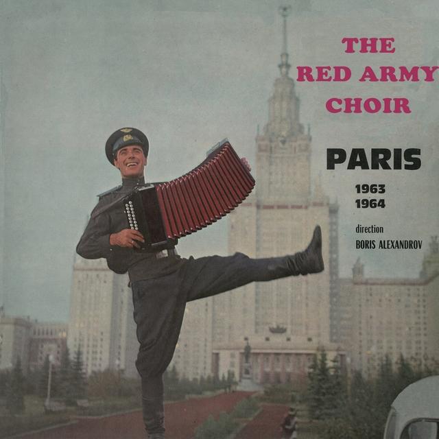 Paris 1963-1964