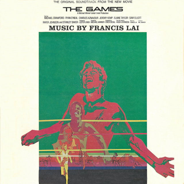 The Games (Original Motion Picture Soundtrack)