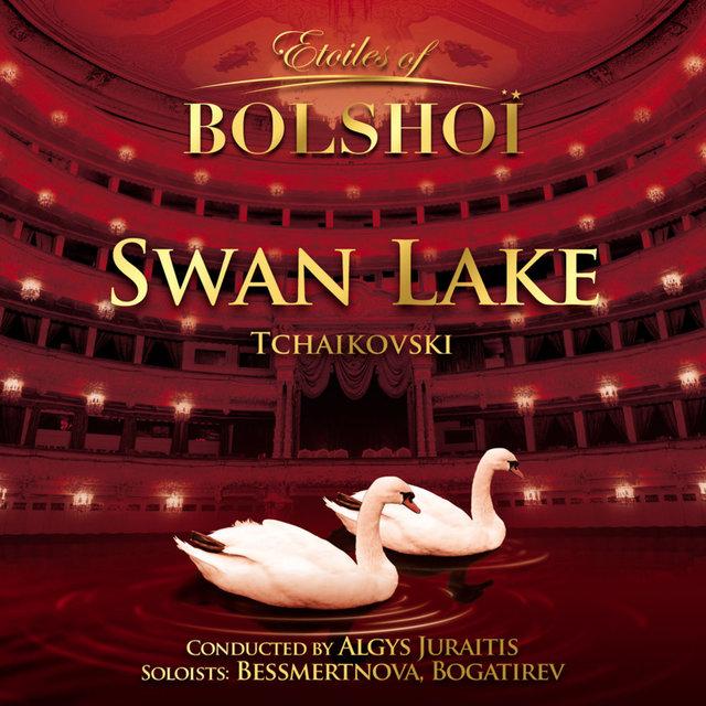 Tchaïkovsky: Swan Lake (Etoiles Of Bolshoï )