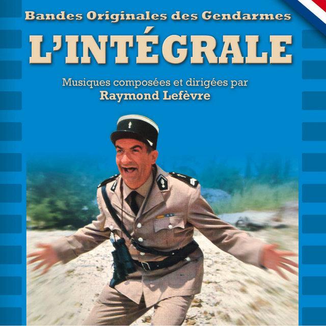 L'intégrale des Gendarmes (Bande originale des films)