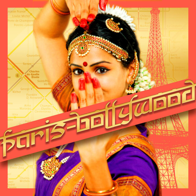 Couverture de Paris Bollywood