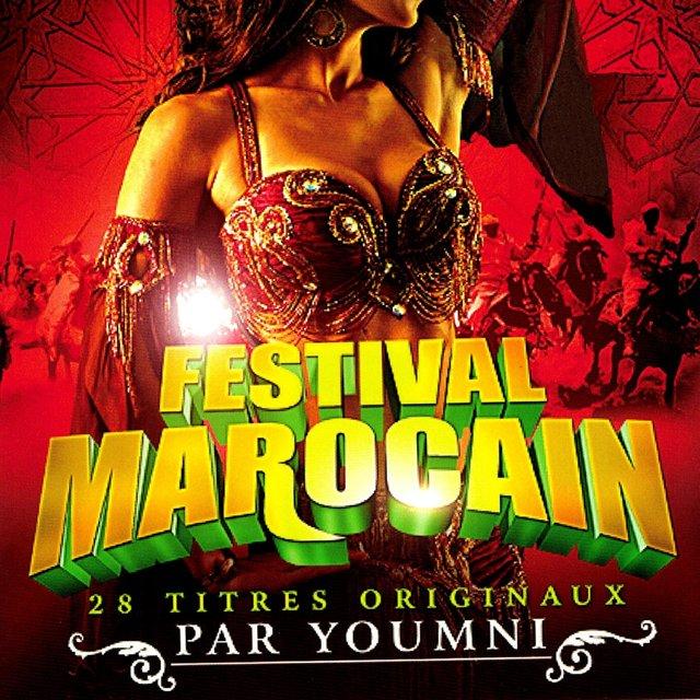 Couverture de Festival marocain (28 titres originaux)