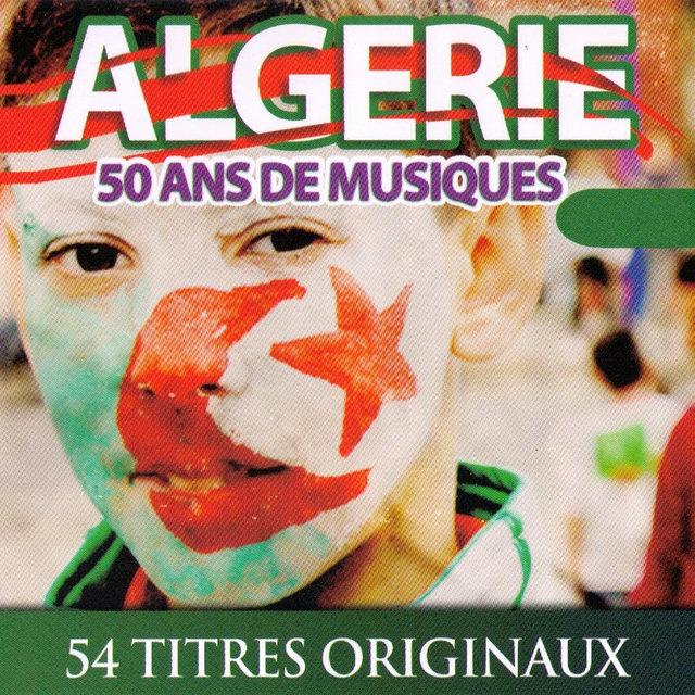 Algérie: 50 ans de musiques