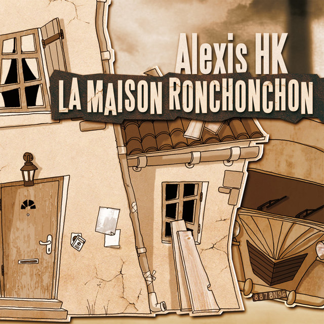 La maison Ronchonchon - Single