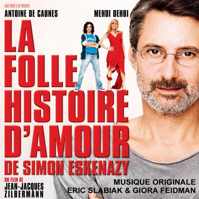 La folle histoire d'amour de Simon Eskenazy (Bande originale du film)