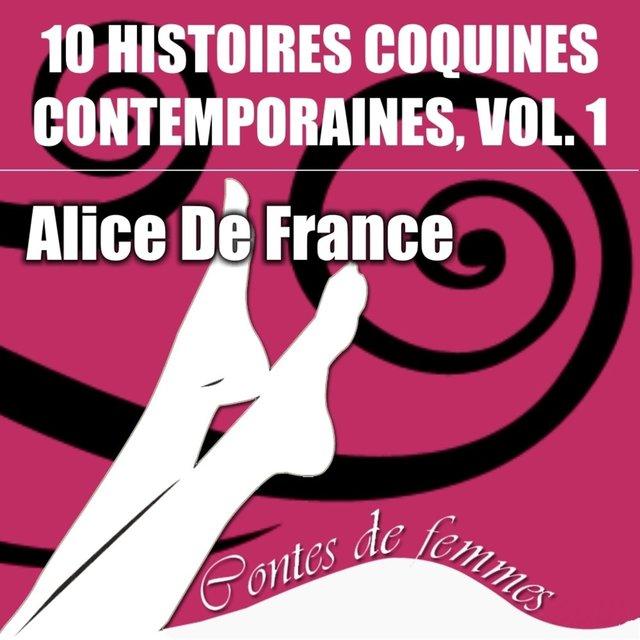 Contes de femmes: 10 histoires coquines contemporaines, Vol. 1
