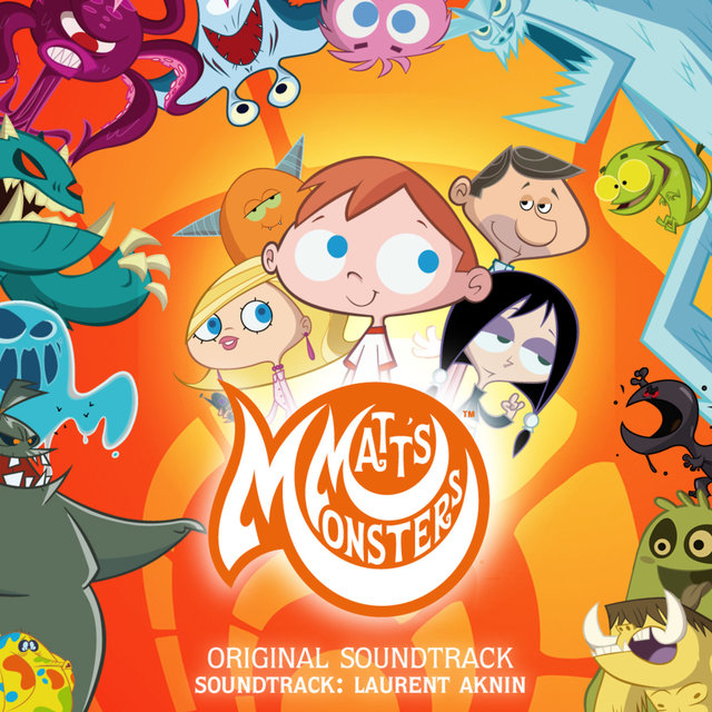 Matt's Monsters (Original Theme Song)