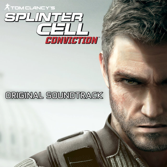 Couverture de Tom Clancy's Splinter Cell Conviction (Original Game Soundtrack)