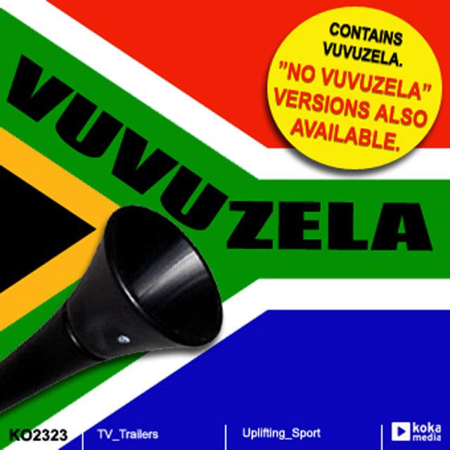 Couverture de Vuvuzela