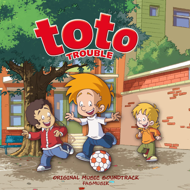 Couverture de Toto Trouble (Original Theme Song)