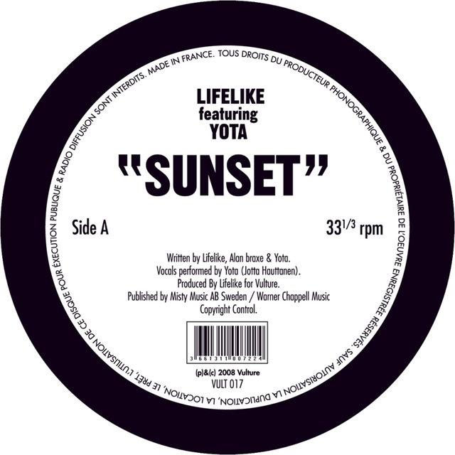 Couverture de Sunset - Single