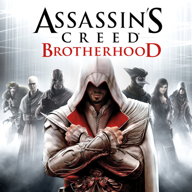 Couverture de Assassin's Creed Brotherhood (Original Game Soundtrack)