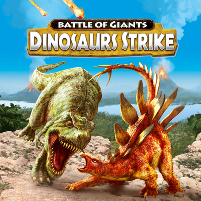 Battle of Giants: Dinosaurs Strike (Original Game Soundtrack)