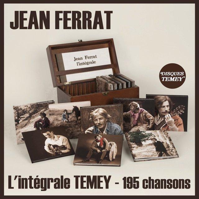 L'intégrale Temey - 195 chansons
