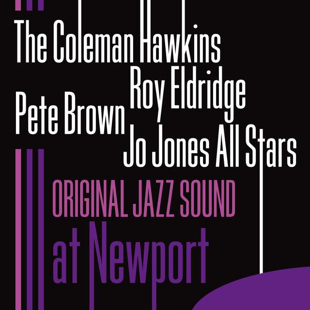 Original Jazz Sound:At Newport (Live)