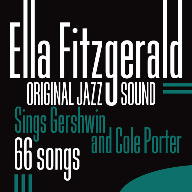 Original Jazz Sound: Sings Gershwin and Cole Porter - 66 Songs