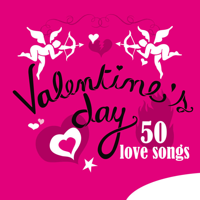 Valentine's Day, 50 Love Songs